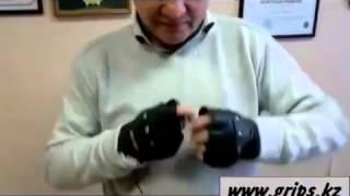Как завязать гвозди руками? Видео(Купить тренажеры и другие ништячки в Алматы можно на сайте http://www.grips.kz/ Тренажёр Бизон-1м - это основной,..., 2014-10-24T17:20:24.000Z)