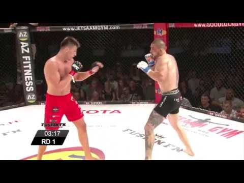 FUSION FN14: CAGE FIGHT, 2. díl