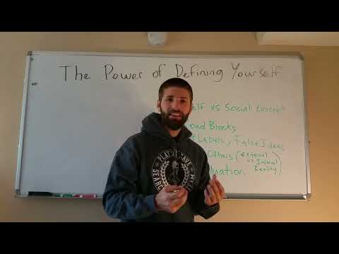 The Power of Defining Yourself - Episode 14 - The School of Wisdom