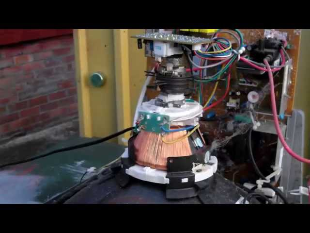 How To remove TV yoke / degaussing wire WITHOUT breaking glass - copper scrapping