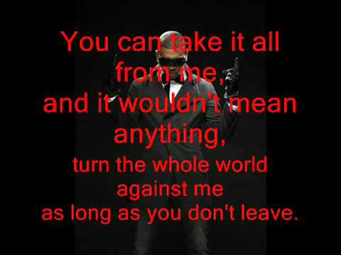 Chris Brown   Without You with Lyrics