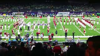 New Orleans Bowl - Troy Sound of the South Pre-Game Show in the Super Dome - Dec. 16, 2017