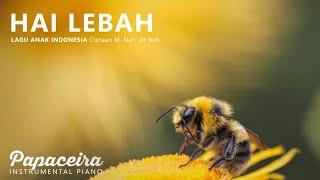 Download HAI LEBAH (Hi, Bee!) - Indonesian Nursery Rhymes