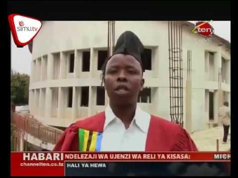 Chama Kikuu Cha Ushirika Nanyumbu Hatarini Kuvunjika