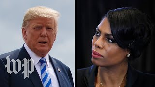 Trump's tension with Omarosa Manigault Newman, from the boardroom to the White House