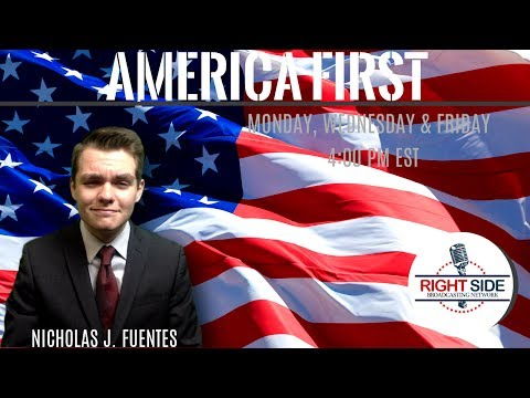America First w/ Nicholas J. Fuentes - 6/5/17 (Re-upload)
