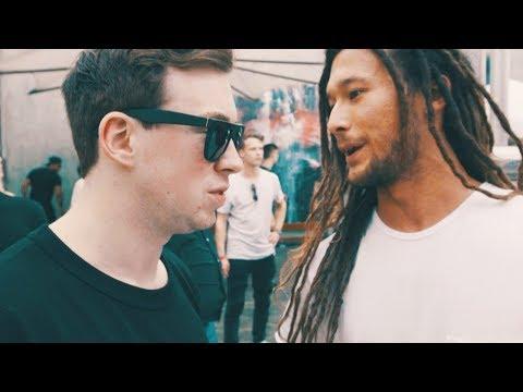Hardwell & Henry Fong feat. Mr Vegas -  Badam [Story Video]