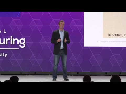 Robotic Process Automation | Steve Shepley |  Exponential Manufacturing