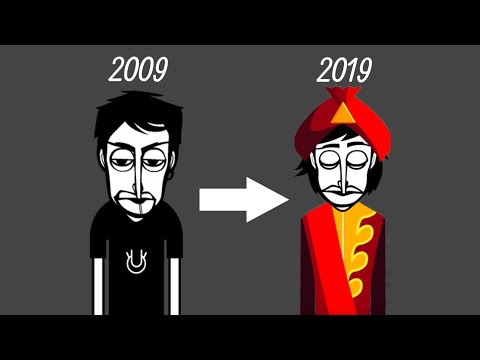 Incredibox Evolution Of Bass Sounds (2009-2019)