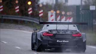 Roll-out BMW M4 DTM with two-litre turbo engine - audio
