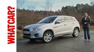 Mitsubishi ASX 2014 video review - What Car?