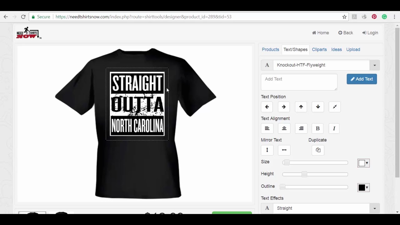 how to create straight outta compton t shirt youtube