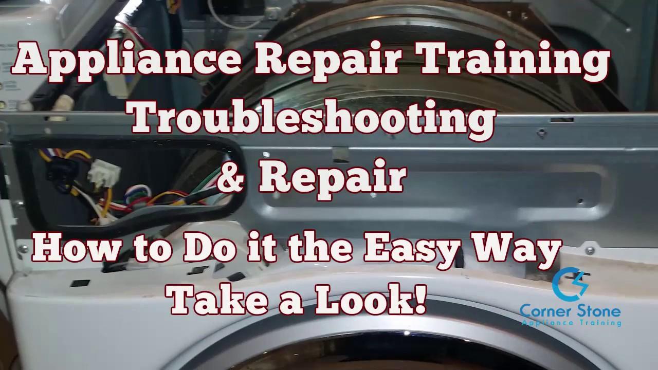 Start A Small Business Appliance Repair Training Just
