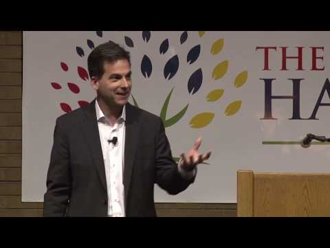 Eduardo Briceno at The Happiness Hall Of Fame