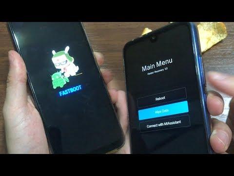 Что делать если Xiaomi завис и не включается