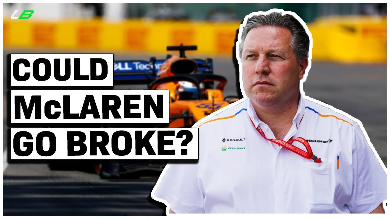 Could McLaren F1 Go Bankrupt?