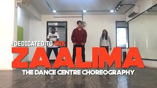 Zaalima Dance Choreography #DedicatedtoSRKkingkhan