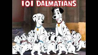 101 Dalmatians Ost- 14 -- My Darlings / 99 / Better Be Off / Fire One / All Clear