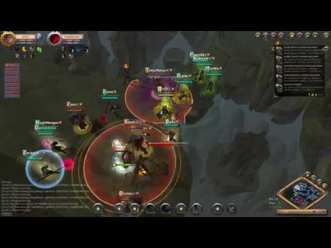 Albion Online PVP - BlackOut vs Tankui Russia