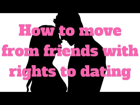 when to move from dating to a relationship