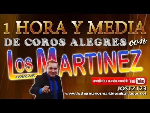 Los Hermanos Martinez de El Salvador 1 Hora y Media de Coros Tradicionales