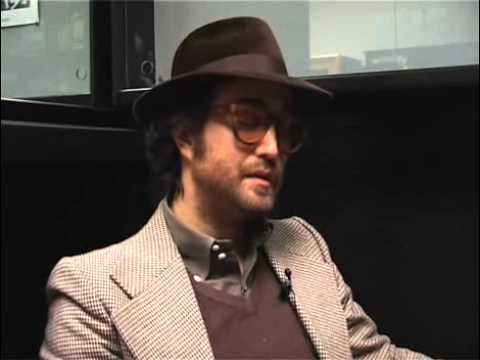 Sean Lennon 2006 interview (part 3) - YouTube