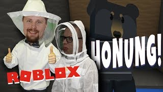 A LOT of HONEY & BEARS | Roblox Bee Simulator