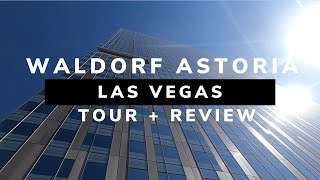 Waldorf Astoria Las Vegas Hotel Review | How The Pandemic Affects Your Stay