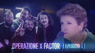 The Jackal - Operazione X FACTOR #1 (Mara Maionchi Ti Amo)