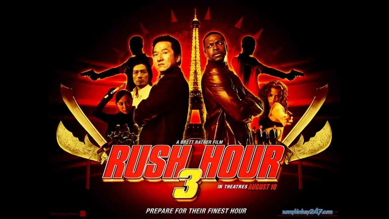 Download Rush Hour 3 2007 Fu;; HD - Movie English - Best Action Movie 2020 - Movies HD Sky