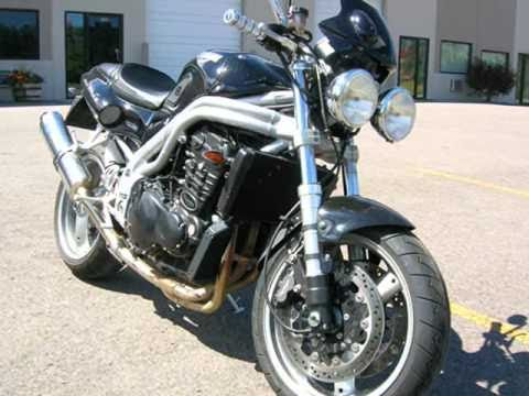 2001 Triumph Speed Triple 955i Youtube