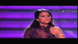 Selena Gomez - Come & Get It  - Dancing with the Stars 4-16-2013