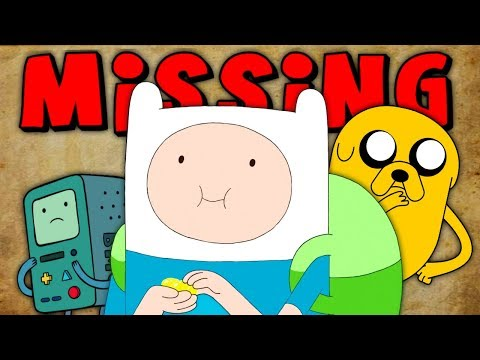 The Adventure Time Series Finale is Missing