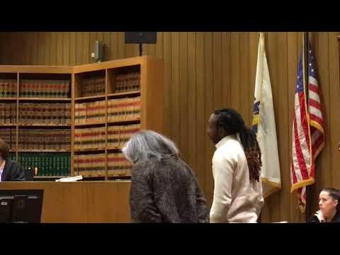 Chris Graham hears verdict in gun case