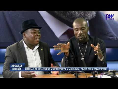 Libéria : de milliers de manifestants à Monrovia, déçus par George Weah (RC 10 06 2019 P3)