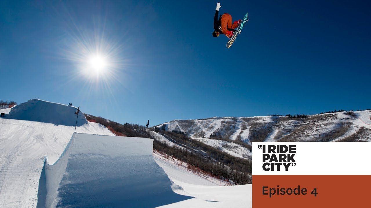 2d99736ba29 I Ride Park City 2014 Episode 4 - TransWorld SNOWboarding - YouTube
