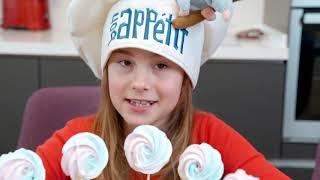 Мелисса и Артур приготовили Торт на День Рождения