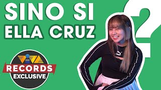 Sino Si Ella Cruz? (Childhood, Music, Influences and more)