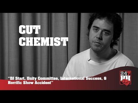 Cut Chemist - DJ Start, International Success, Horrific Show Accident (247HH Archives)