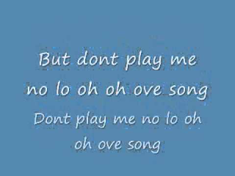 No Love Songs - Chris Cagle