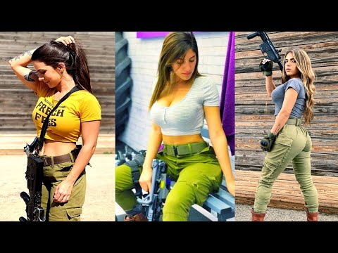 Why Israeli Joins BEAUTIFUL GIRLS In ARMY? | Army Girl | Army Girls | Girls Training | Sale | WHY?