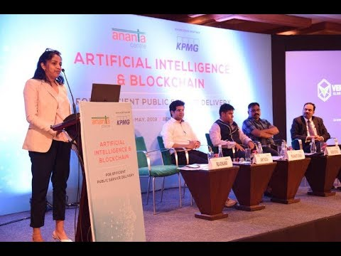"Session on ""BlockChain in Public Service Delivery"""
