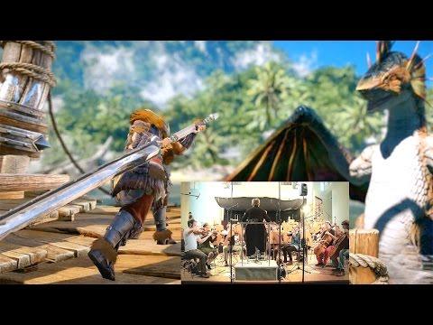 Monster Hunter Online - Main Theme Song Live Symphony