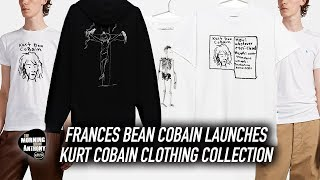 Frances Bean Cobain Launches Kurt Cobain Clothing Collection