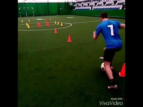 Ведение мяча,уходы