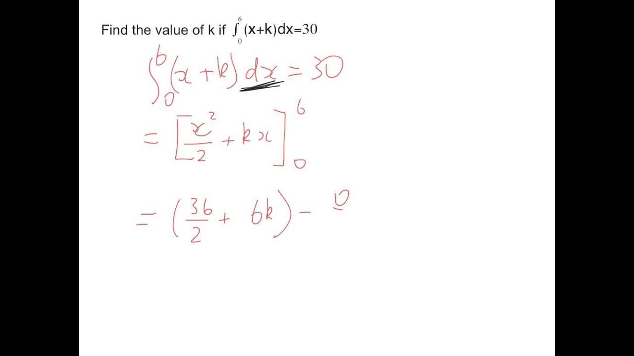 Find integral