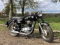 1961 AJS Model 8 350cc for Sale