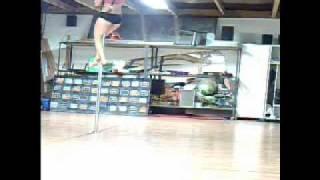 Pole dance training on Avatar