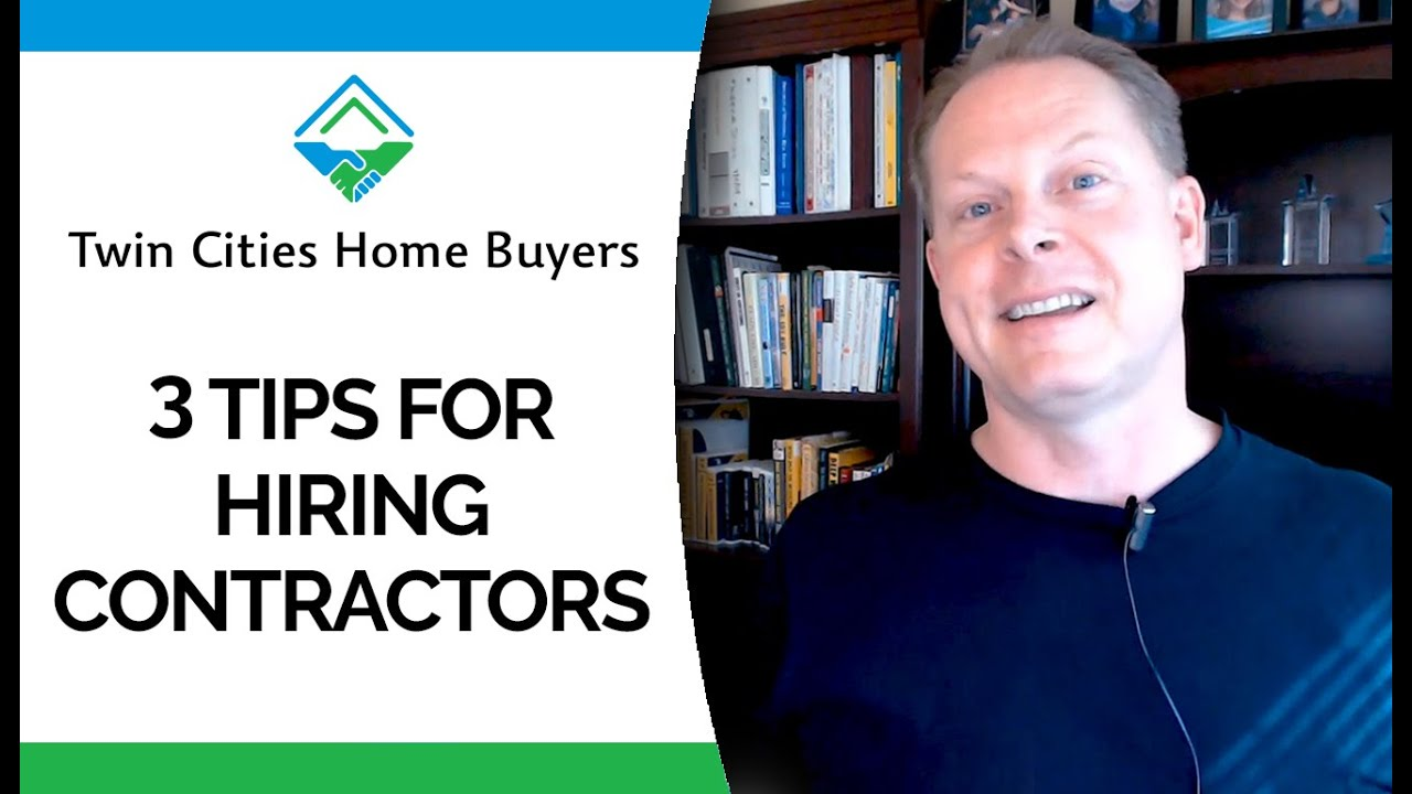 How to Hire Contractors
