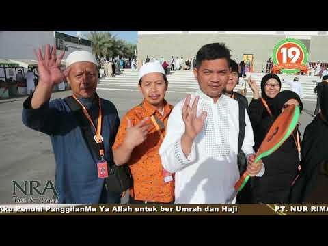 UMROH NRA GROUP 4 JUNI 2018 BUS 7 - 8 ITIKAF MADINAH.